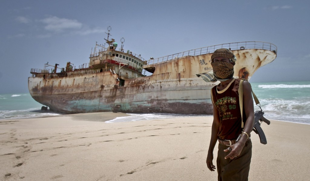 APTOPIX Somalia End o_Angu
