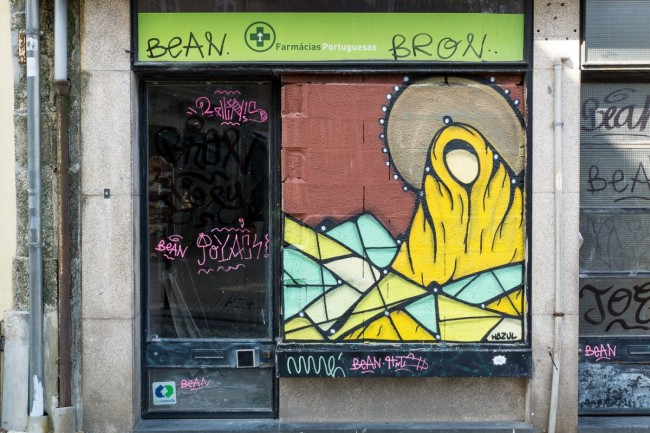 street art oporto