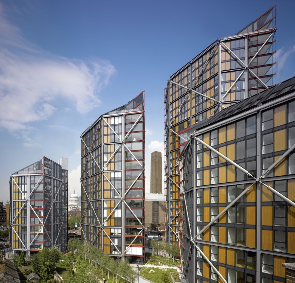 Neo Bankside, central London