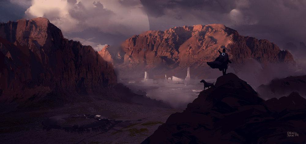 canyon_hunter_by_erenarik-d86qilx