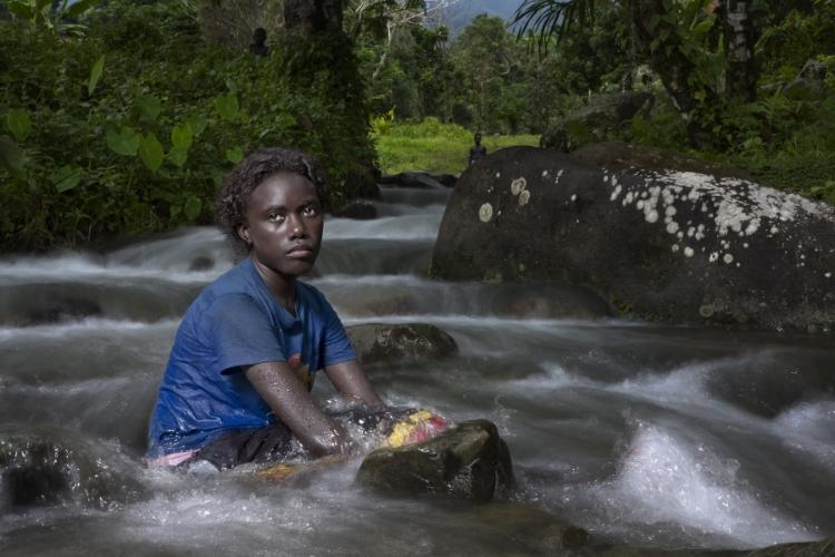 Bougainville, Generación Sangrienta, blood generation