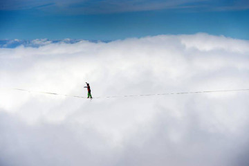 Highline Extreme, cuerda floja