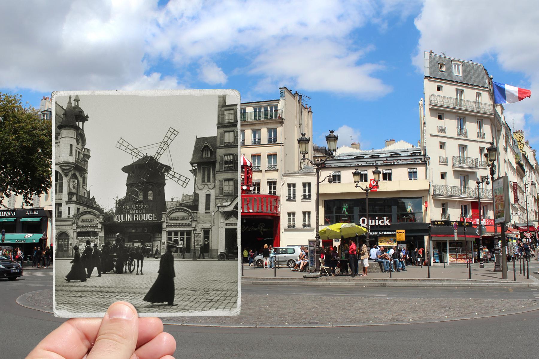 Boulevard-de-Clichy.-1900-Moulin-Rouge