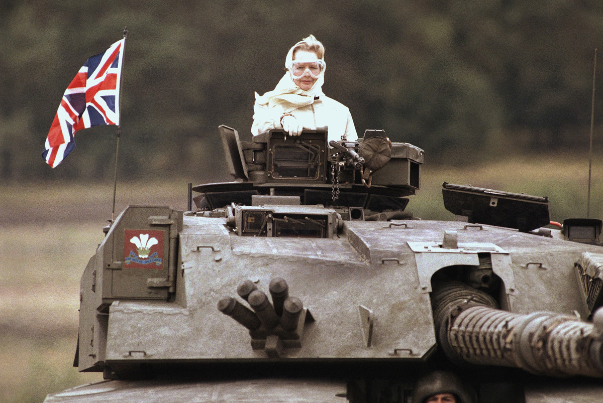 APTOPIX Britain Obit Thatcher