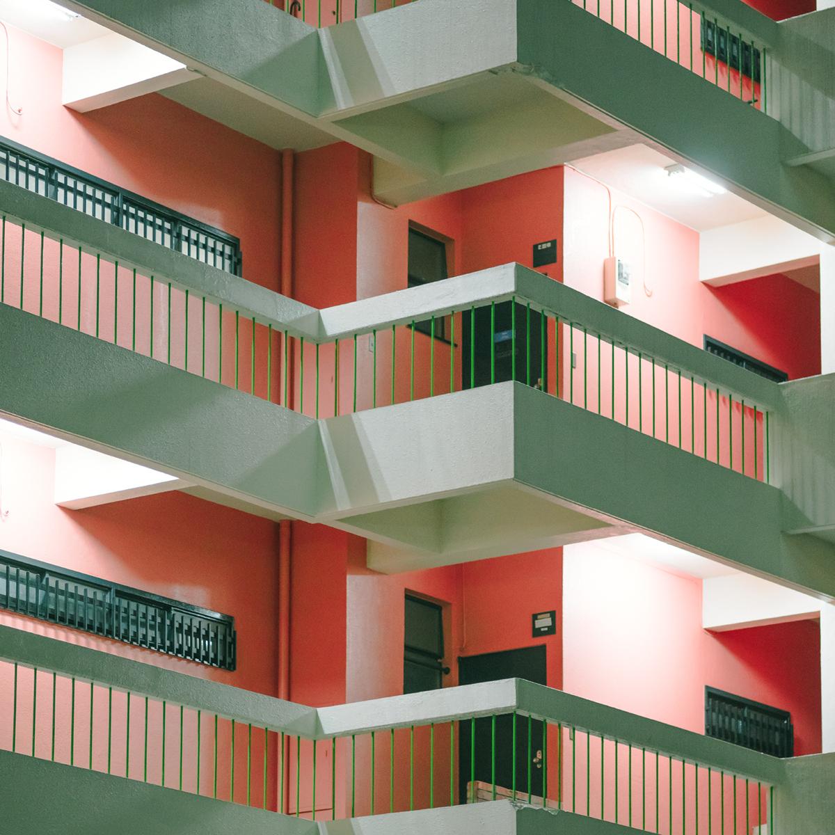 Colores y arquitectura de Matthias Heiderich 13