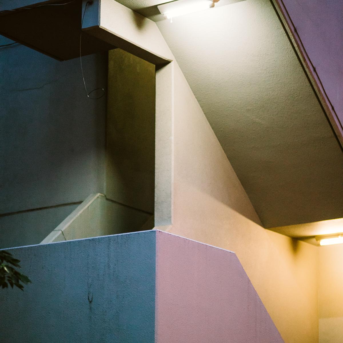 Colores y arquitectura de Matthias Heiderich 14