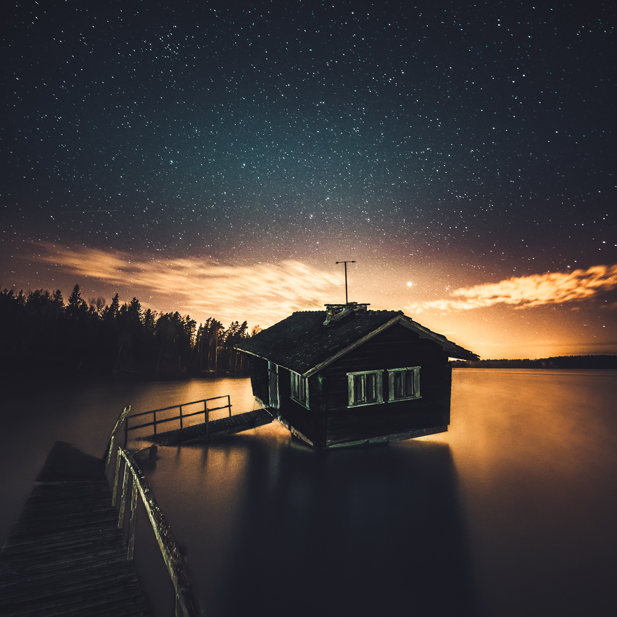 Mikko Lagerstedt - Invisible by day - 2