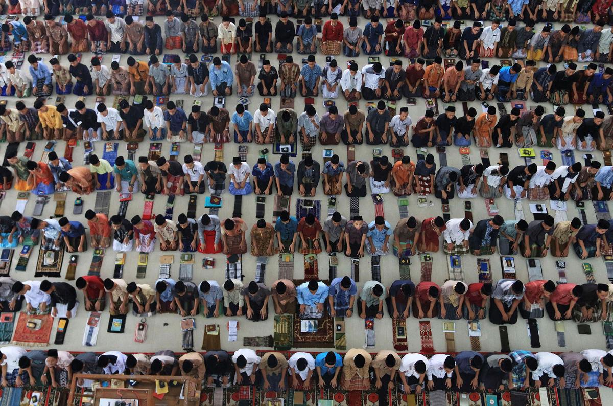 El Ramadán es conocido por ser el mes en que los musulmanes practican el ayuno diario desde el alba hasta que se pone el sol.