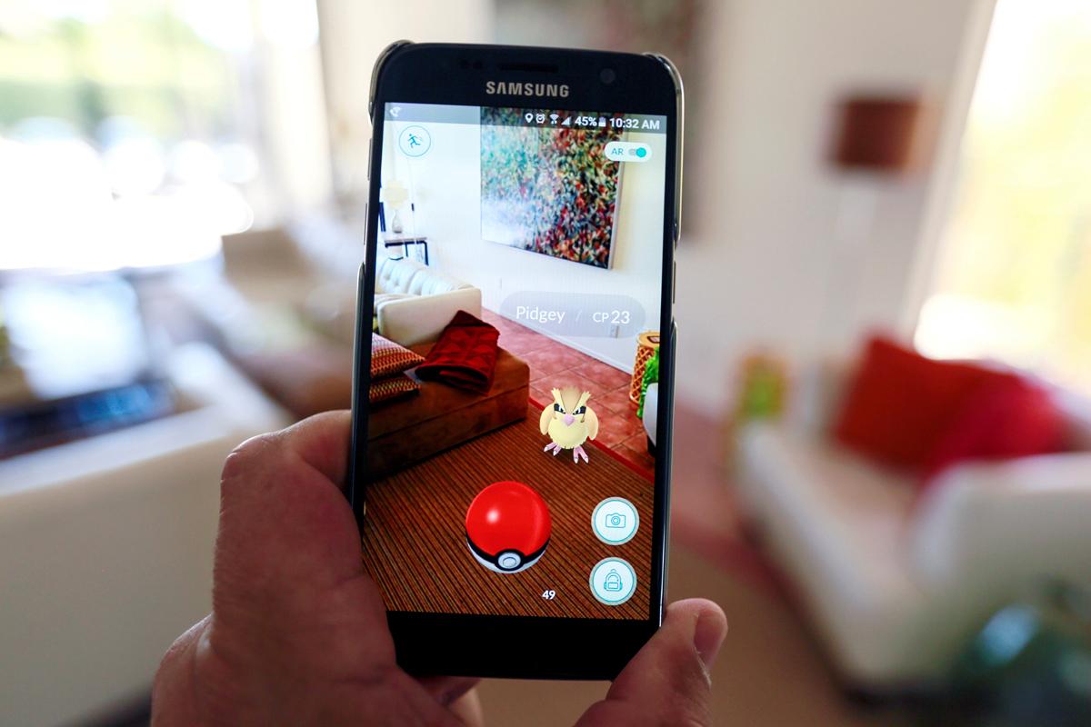 Pokémon GO - Retratos - 2
