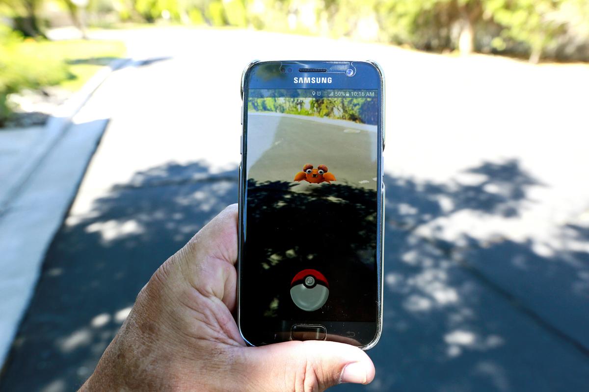 Pokémon GO - Retratos - 8
