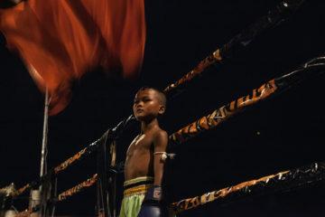 Niños Boxeadores de Cambodia